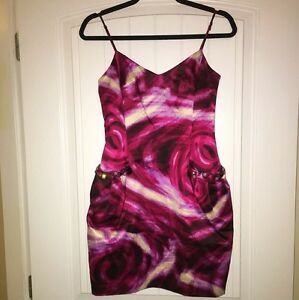 Pink BCBG Dress - Size 0