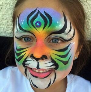 Beautiful Face painting-Balloon twisting $80/hr/cotton candy$35