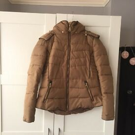 Quilted jacket Zara