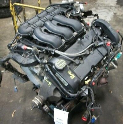 engine 03 ford taurus 3 0l vin s 8th digit dohc duratec ebay. Black Bedroom Furniture Sets. Home Design Ideas