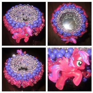 "Rave Kandi Cuff ""My Little Pony"" - Skywishes Edmonton Edmonton Area image 1"