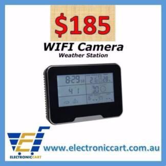 Security Camera, Gps Tracker, Fetal Doppler, Voice Recorder, Spy