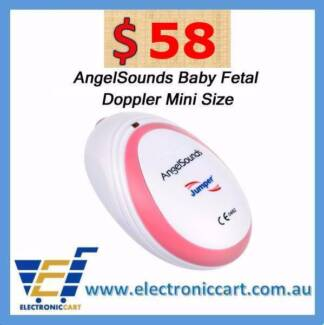 Ultrasound Baby Fetal Doppler  Heart Beat  Monitor ARTG APPROVED