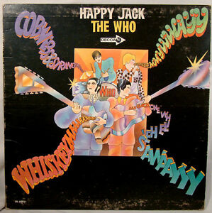The Who, Happy Jack Vinyl LP