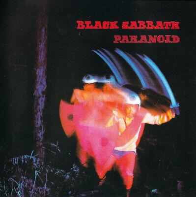 Black Sabbath Paranoid CD Sealed