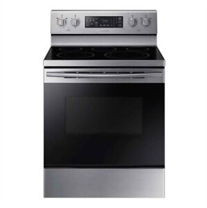 SAMSUNG NE59M4320SS Electric Range with Convection, 5.9 cu.ft.