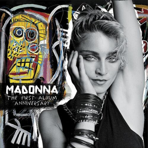 "New! Madonna The First Album Anniversary 12"" Vinyl colored lp"
