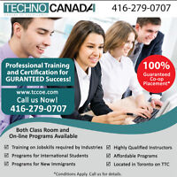 Office Admin / Management  Training-*100% Co-op Placement*