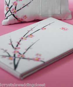 Traditional-Cherry-Blossom-Wedding-Guest-Book
