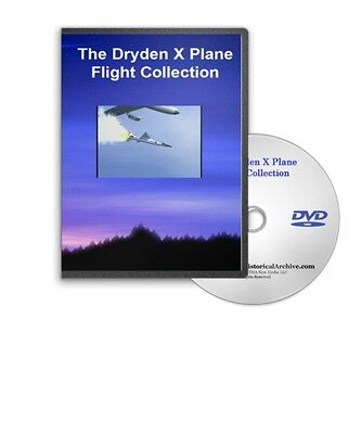The Dryden X Series Jet Plane Flight Collection DVD A487