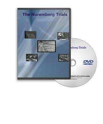 The Nazi Germany WWII Nuremberg Trials World War II DVD A199