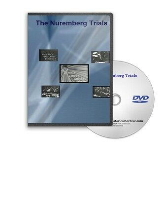 The Nazi Germany Wwii Nuremberg Trials World War Ii Dvd - A199