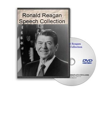 Ronald Reagan Presidential Speches MP3 Collection A619