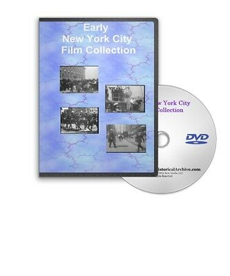 Early Films of New York City Collection 1898 1906 DVD A329