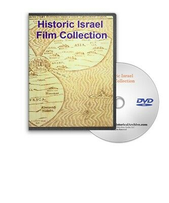 Historic Israel - Jerusalem, Six Day War & More On Dvd - A315