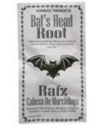 Bats Head 1 root  wiccan pagan witch magick herbs hoodoo ritual