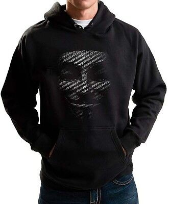 V for Vendetta Anonymous Hoodie We are the 99% Government Guy Fawkes Mask DTG2 - The Guy Fawkes Mask