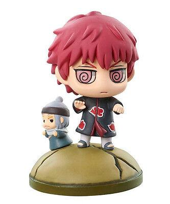 Naruto Shippuuden 2'' Sasori Akatsuki Petit Chara Land Trading Figure NEW