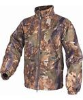 Jackpyke Fleece jas English Oak camouflage