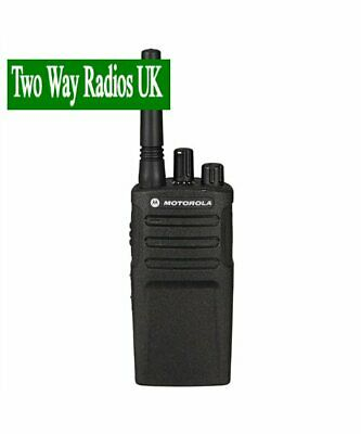 WALKIE TALKIES TWO WAY RADIOS LICENCE FREE MOTOROLA XT420 HANDPORTABLE