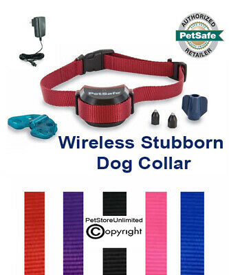 PetSafe STUBBORN Stay & Play Wireless Fence Collar PIF00-136
