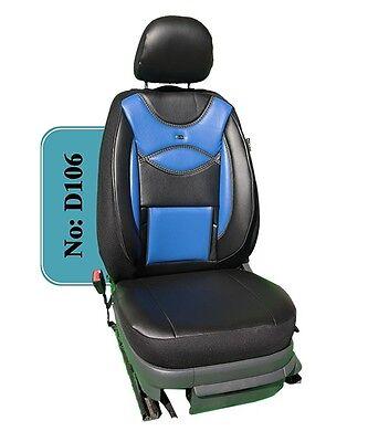 Mercedes GLK X204 Maß Schonbezüge Sitzbezug Sitzbezüge 1+1 Kunstleder D106