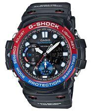Casio G-Shock Gulfmaster Analogue/Digital Mens Black Watch GN-1000-1ADR