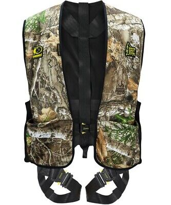 New Hunter Safety System TreeStalker II Harness with Elimishield Realtree Xtra Hunter Safety Harness