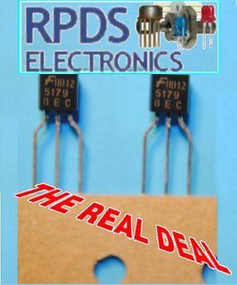 10 Pieces Fsc Pn5179 Npn Rf Transistor To92