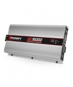 Taramps 15K HD15000 1-Ohm Stable 15,000 Watts RMS @ 1 OHM