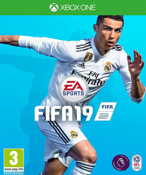 Xbox One FIFA 2019 - EA Sports Fußball   Deutsche Version Spiel - Neu