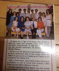 Céline Dion - La naissance d'une étoile Québec City Québec image 2