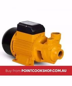 Electric Clean Water Pump 3300L/Hour 1/HP Melbourne CBD Melbourne City Preview