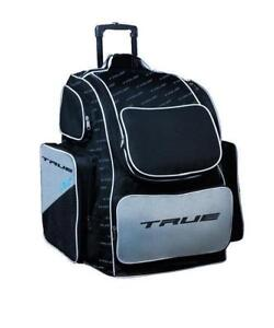 True Pro Backpack Hockey bag with wheels
