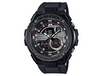 Casio G-SHOCK G-STEEL Black GST-210B-1ADR rrp£265