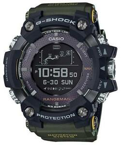 NEW G-Shock Rangeman GPR-B1000 GPS MADE IN JAPAN AUTHORIZED DEALER WARRANTY GPRB1000