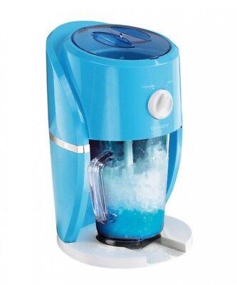Elektrischer Eiscrusher Domoclip DOM332 Slush-Eis-Maker Shave-Ice Crusher Ice Dome