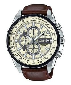 CASIO-EDIFICE-EFR549L-7B-EFR-549L-7B-CHRONO-STOPWATCH-BROWN-LEATHER-BAND