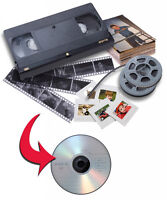 Transfer Those Old Slides To DVD