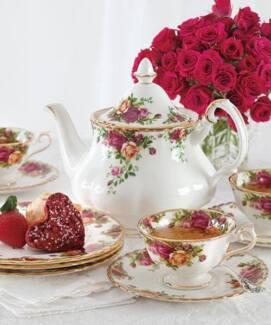 Di For Tea