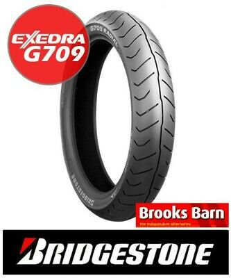 Victory Cross Country Tour 2012 Bridgestone Exedra G709  Front Tyre 63H