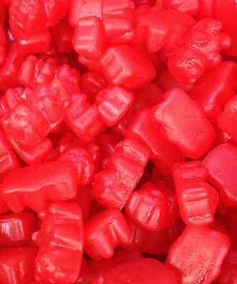 Cinnamon Gummi Bears, Fresh, Chewy — Free USA Shipping ()