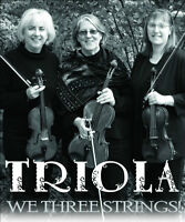 Elegant Wedding Music - Triola...we 3 strings!