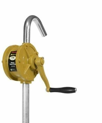 Tuthill Fill Rite Sd62 Rotary Vane Hand Crank Curved Spout Fuel Transfer Pump