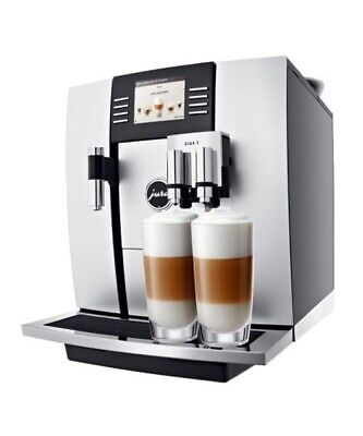 Jura Giga X7c Professional  Coffee Machine & Jura milk fridge