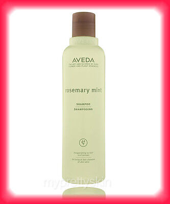 AVEDA ROSEMARY MINT SHAMPOO HAIR  NEW & FRESH 8.5 oz. / 250 ml on Rummage