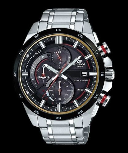 EQS-600DB-1A4 Casio Men s Watches Stainless Steel Band Analog New ... cfbfc3e1b93a