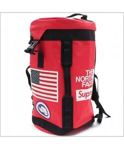SUPREME x The North Face bag / Red / Brand new