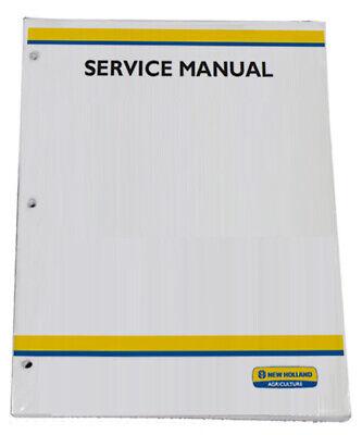 New Holland Tn55 Tn65 Tn70 Tn75 Tractor Service Repair Manual
