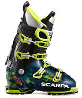 Scarpa Freedom SL, Inc. Mtn Tech and DIN Soles, 28, Like New